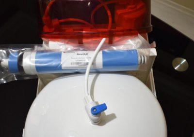 bosan su arıtma cihazı
